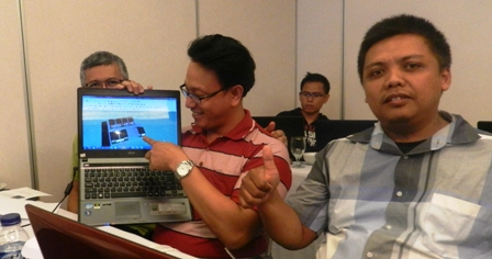 workshop real estate effektif desain